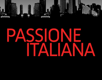 Passione Italiana Exhibit video