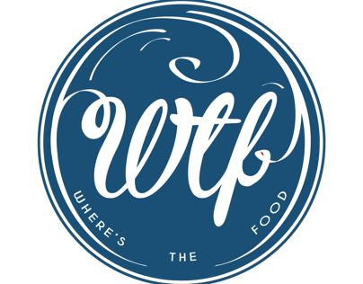 WTF-Wheres the food logo