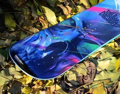 Custom Made Snowboards - Snowboard graphics 2013/2014