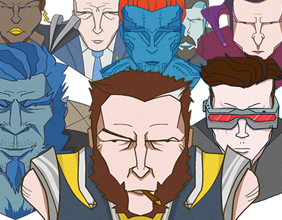 X-MEN /// GIFS OF FUTURE PAST