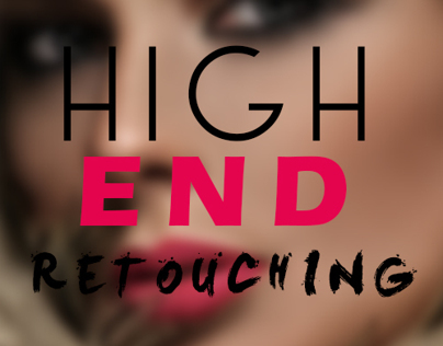 High End Retouching