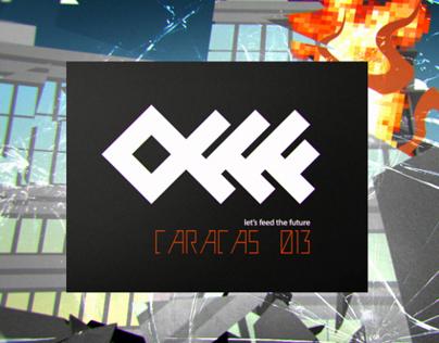 OFFF 013 Caracas / Teaser & Partner Titles