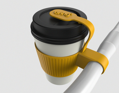 Bring® - Bicycle Cup Holder