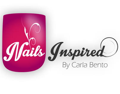 Nails Salon Identity