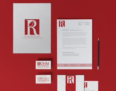 ROHM BUILDING AND DEVELOPMENT BRANDING