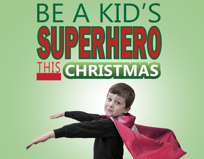 Toy, Clothing and Food Drive Posters