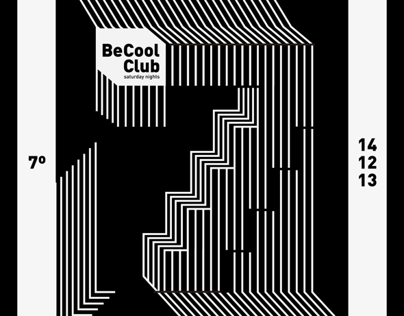 BECOOL CLUB 7th ANIVERSARY