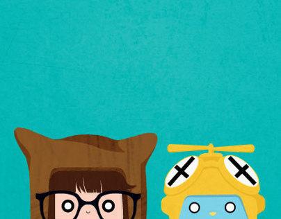Mila & Penn + Storypanda