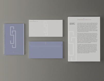 Strategos Consulting Branding and Identity