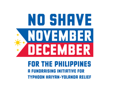 No Shave For The Philippines