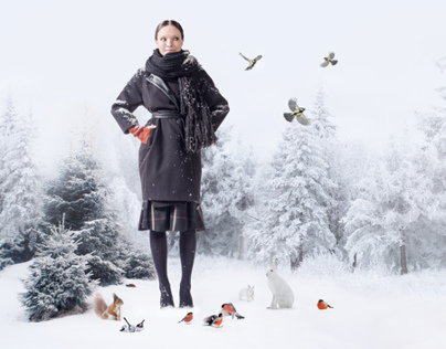Winter campaign Nickolia Morozov