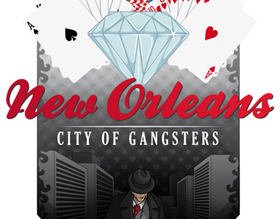 Illustration - City of Gangsters