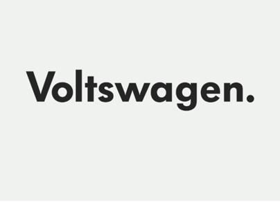 Volkswagen goes electric.