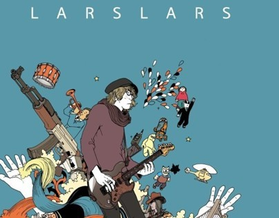 LARSLARS/ cd cover