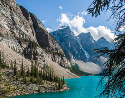 Lake Louise & Lake Moraine
