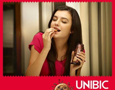 UNIBIC Cookies- Advertising Campaign