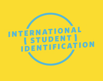 International Student Identity Rebrand
