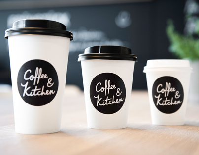Coffee & Kitchen - Branding