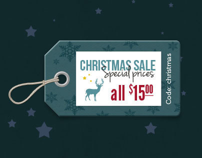 Christmas Price Tags / Labels