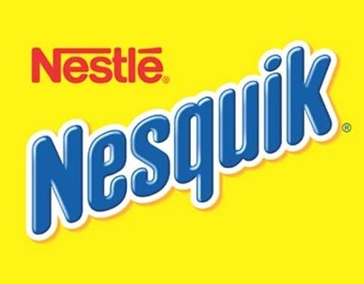 Nesquik branding & packaging