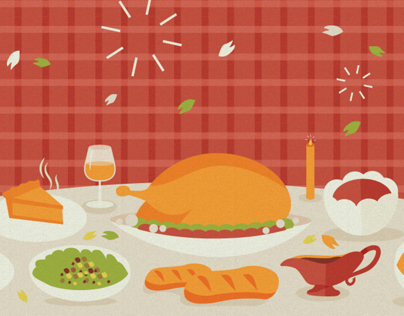 Dont Spoil Thanksgiving (Infographic)