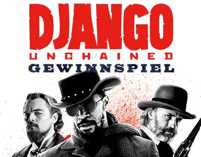 Django Facebook sweepstake for Sony Pictures Germany