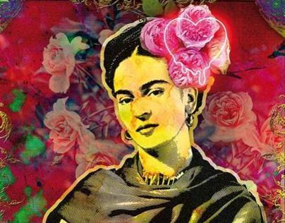 Frida by torildartistes.com