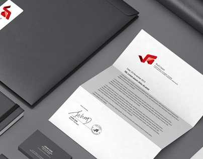 Stationery Branding Mock-ups Set 2