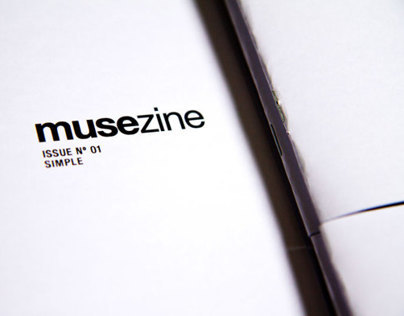musezine Issue nº 01 — Simple