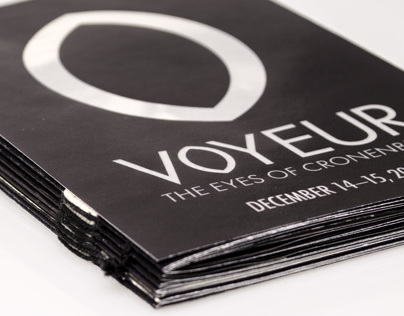 Voyeur: The Eyes of Cronenberg; Film Festival