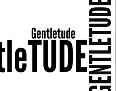 Gentletude Design Award 2012