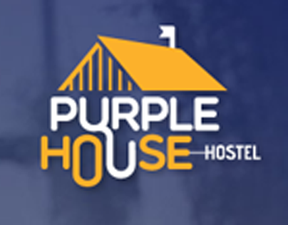 Purple House Hostel Website