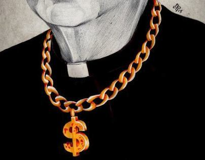 """Rich preach"" Illustration"
