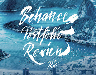 Behance Portfolio Reviews Rio 2013
