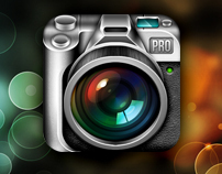 Camera Application Icon for iPhone