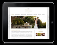 Weddings at USC Website