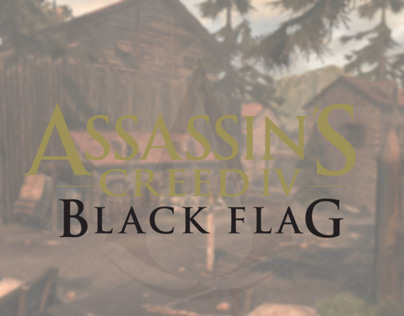Assassin's Creed:Black Flag /Exteriors/