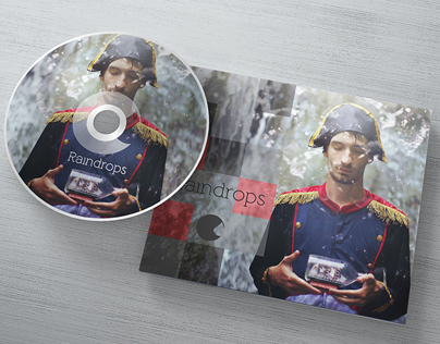 CD Case & Disc Mock-up