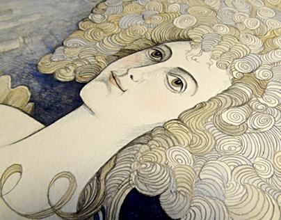 Marie Anne Lavoisier Portrait