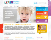 Web Site :: LEARN Foundation for Autism