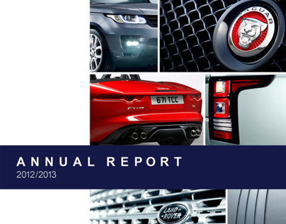 JLR Annual Report 2012/13
