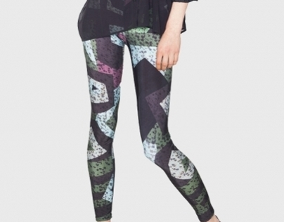 Seaside Gravel Leggings