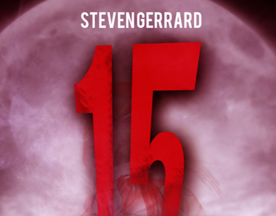 Steven Gerrard 15th