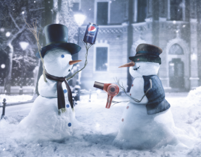 Pepsi - Happy Holidays