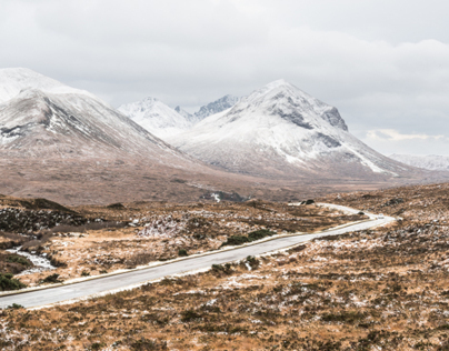 Highland Roads