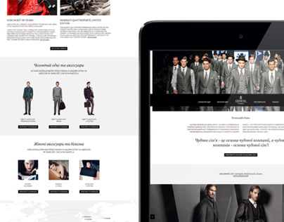 Geneva Couture Website