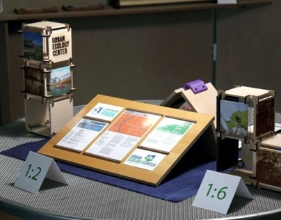 Urban Ecology Center: Outreach Displays