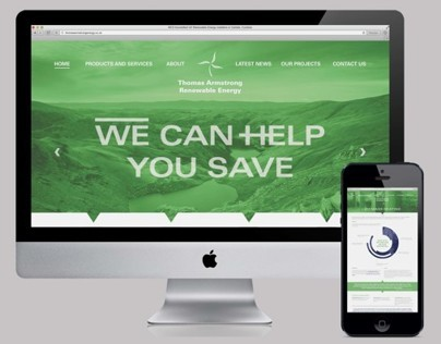 Thomas Armstrong Renewable Energy Website
