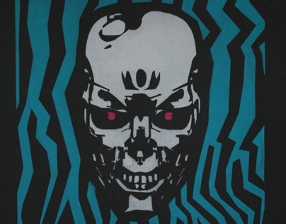 Terminator Screen Prints