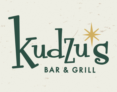 Kudzus Bar & Grill Menu